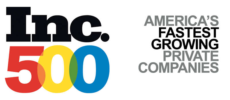 INC500 America's fast growing private companies